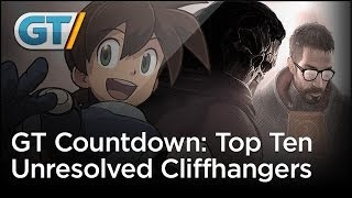 GT Countdown - Top 10 Unresolved Cliffhangers