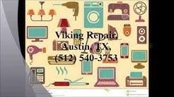 Viking Repair, Austin, TX, (512) 540-3753