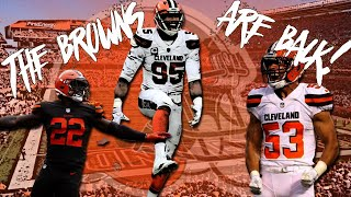 2018 Cleveland Browns | Defense Hype Video | The Brown's Are Back! | TiedsHD