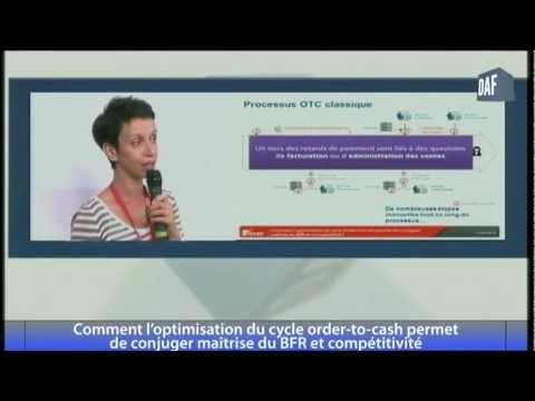 Comment l'optimisation du cycle Order-To-Cash permet de conjuguer maîtrise du BFR et compétitivité ?