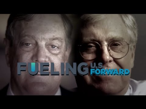 Billionaire Koch Bros. Create New Front Group To Crush Clean Energy