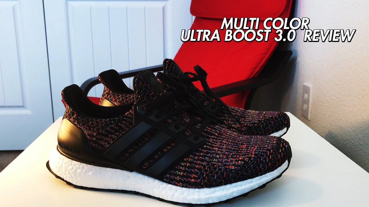 6451d0f45bce ... norway best ultra boost of 2017 adidas multi color ultra boost 3.0  review 784d6 0b9cd