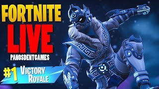 SOLO ΚΑΙ DUOS ΜΕ FANS FORTNITE LIVE !!!