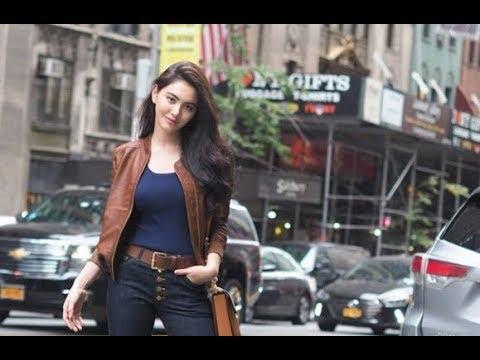 Davika Hoorne Michaelkors Vogue Street Style From New York Fashion Week 2017