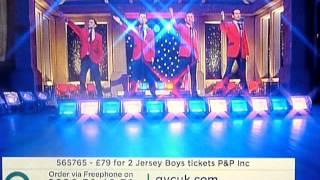 Jersey Boys QVC medley