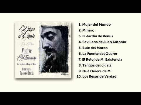 Bule del Morao - Diego el Cigala