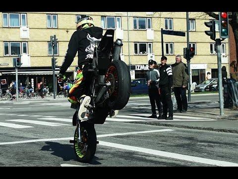 Supermoto Spring Ride ft. KHM