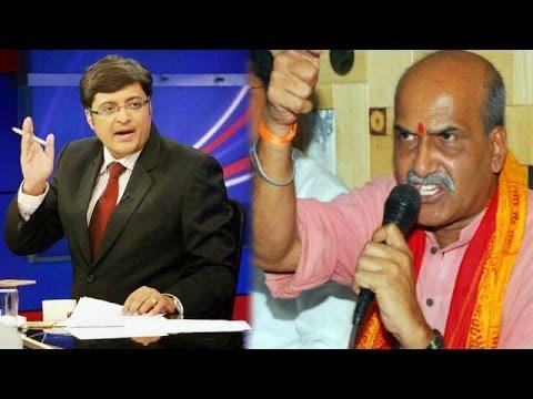 The Newshour Debate: Dumped Muthalik's last resort - Full Debate (24th March 2014)