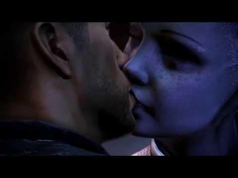Mass Effect 3: Liara's Galactic Record + Romance scenes