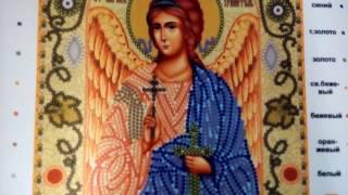 """Обзор набора """"Ангел Хранитель"""" от """"Маричка"""". Вышивка бисером."""
