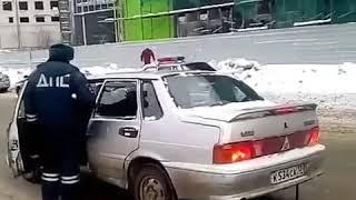 Массовые проверки по выявлению нетрезвых водителей. Видео ГАИ Марий Эл