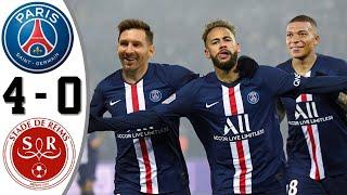 #ไฮไลท์ฟุตบอลปารีสเอส.แชร์กแมงเมื่อคืน 2020/2021 HD