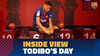 [BEHIND THE SCENES] Todibo's presentation from the inside