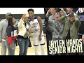Jaylen Hands Goes For 28 On Senior Night! Foothills Christian VS Orange Glen FULL HIGHLIGHTS