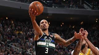Highlights: Bucks 111 - Lakers 104 | 12.19.19