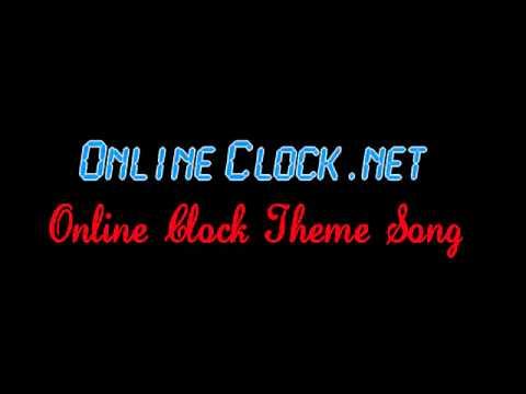 Online Alarm Clock Theme Song For OnlineClock.net