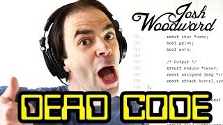 "Josh Woodward: ""Dead Code"" (Official Video)"