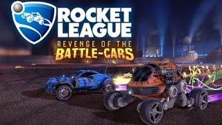 Rocket League - Patch 1.06 & Revenge Of The Battle-cars Dlc Overview
