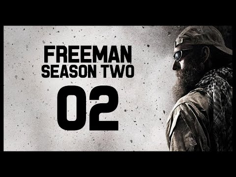 Freeman Guerrilla Warfare Gameplay Part 2 (SEASON TWO NEW UPDATE)