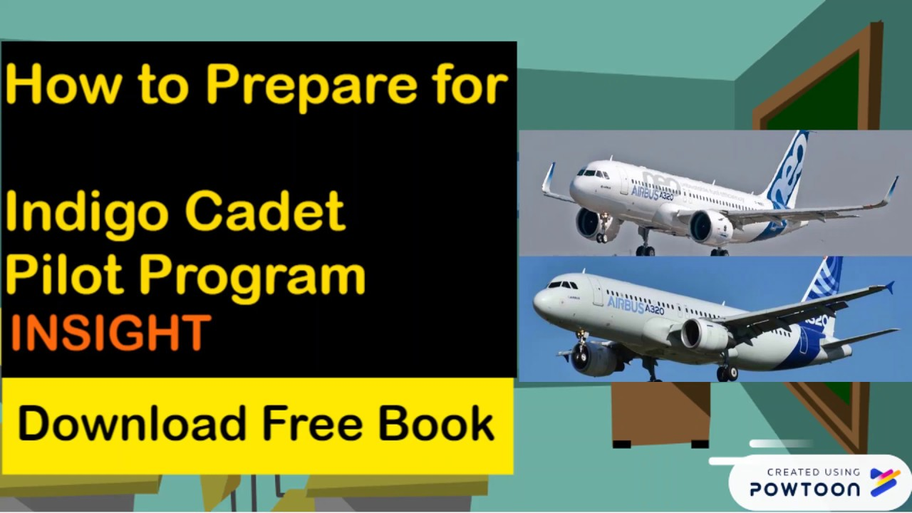 Indigo Cadet Pilot Program INSIGHT | Complete Rounds info | Compass Test