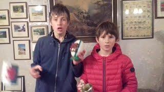 Pob Lwc Cymru gan Osian-Wyn ac Owain-Rhys 🏴