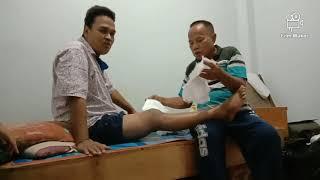 Obat Patah Tulang Yang Ampuh   14 Hari Sudah Bisa Nyetir.