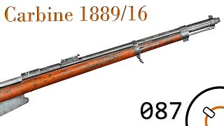 Small Arms of WWI Primer 087: Belgian Mauser 89/16 and wartime production