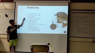 Invention Wk1, June 15 Team 3 , Palo Alto( Invention, Gunn High Vorgro Backpack) - Startup Wonder