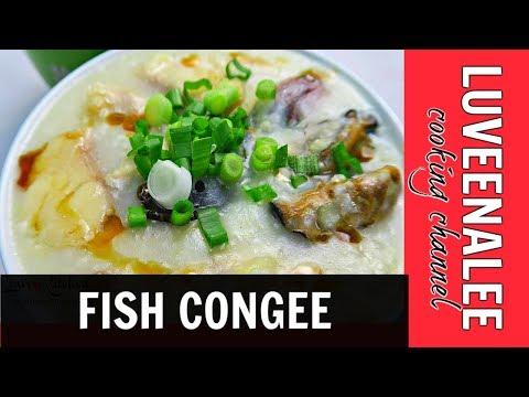 How To Make Fish Congee | Fish Porridge Recipe Chinese | Fish Congee | Fish Porridge