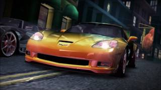 Need For Speed Carbon Fastest Car in Game (Corvette z06)