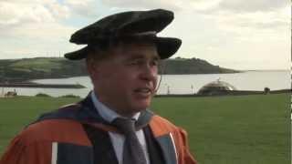 Eugene Kaspersky. Graduation speech at Plymouth University