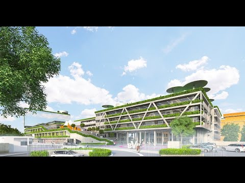 BVS High School designed by MAP [founded by Kiran Mathema]