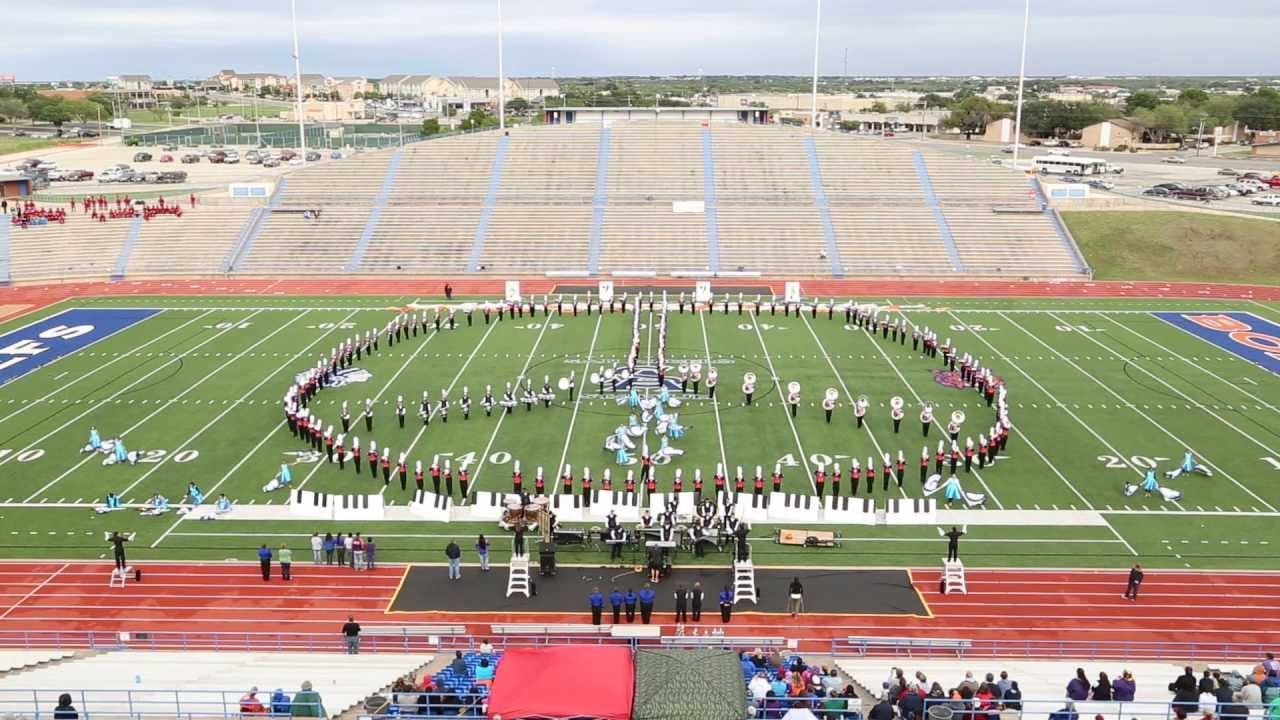 San Angelo Central High School Marching Band, San Angelo ...