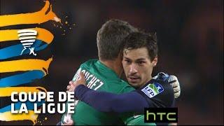 Paris Saint-Germain - Toulouse FC (2-0)  (1/2 finale) - Résumé - (PARIS - TFC) / 2015-16