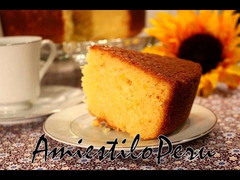 PAN DE MAIZ CornBread AmiestiloPeru - YouTube