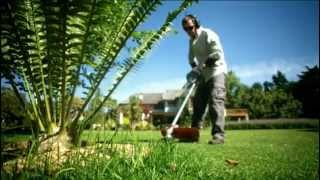 Work your whole garden with one machine - Combi Trimmer