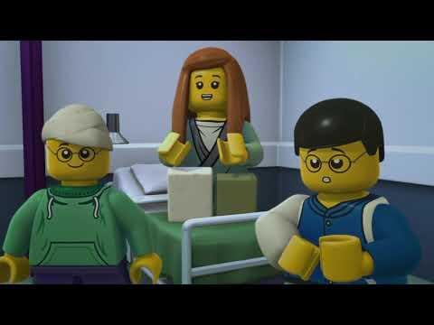 LEGO® NINJAGO – ΟΙ ΠΕΡΙΒΟΗΤΟΙ ΝΙΝΤΖΑ - ΕΠΕΙΣΟΔΙΟ 55