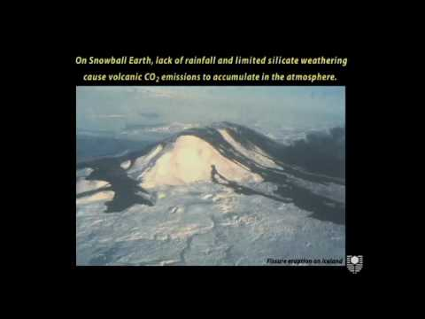 Snowball Earth Lecture 2 - Snowball climate dynamics