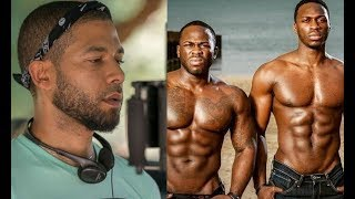 JUSSIE SMOLLETT PAYS NIGERIAN BROTHERS 3,500 after they REHEARSED.