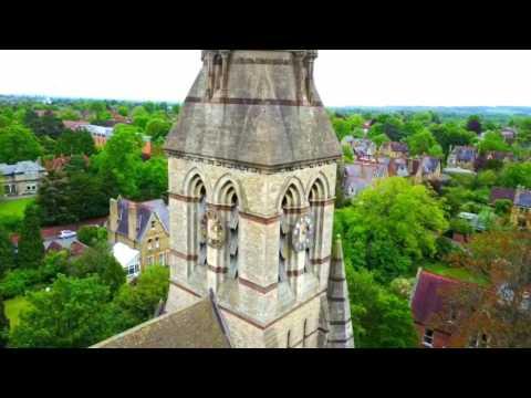 Oxford Center for Mission Studies Graduation 2017
