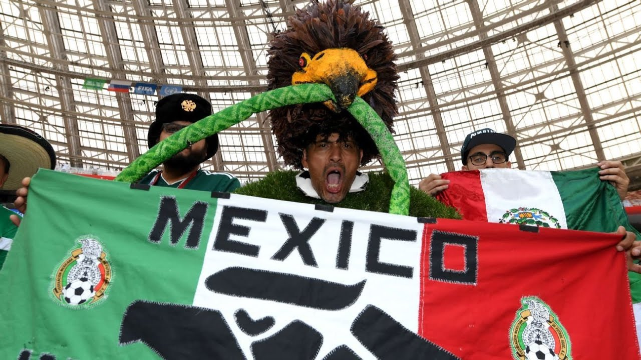 Mexico triggers 'artificial' earthquake celebrating win over Germany