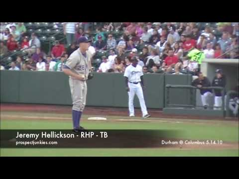 Jeremy Hellickson - RHP - TB