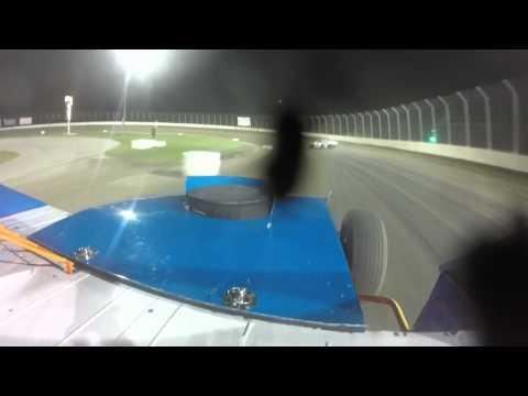 Dodge City Raceway Park 8/29/15 Sport Mod B-Feature #2
