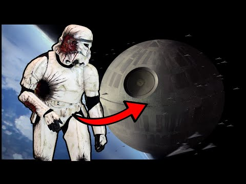 Zombie Stormtroopers Infect The Death Star!? - L4D2: Star Wars Mod