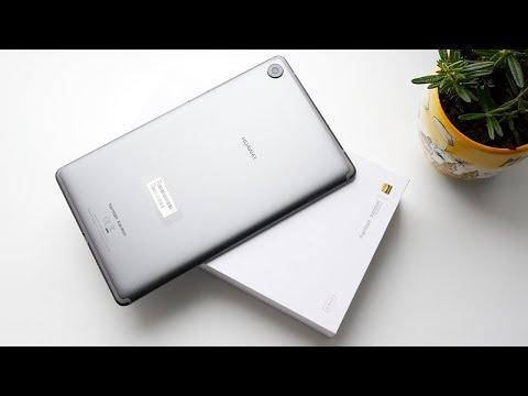 "Обзор планшета Huawei MediaPad M5 8.4"" LTE со звуком Harman/kardon"