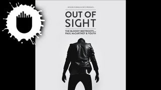 The Bloody Beetroots feat. Paul McCartney and Youth - Out of Sight (Cover Art)