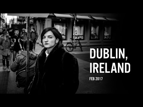 Street Photography, Feb 2017, Dublin, Ireland