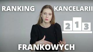 RANKING KANCELARII FRANKOWYCH