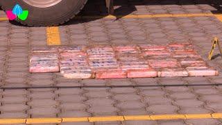 Policía Nacional continúa asestando golpes al crimen organizado y narcotráfico en Rivas