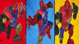 Marvel SuperHero Mashers Spider-Man | Mix + Smash